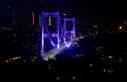 FSM Köprüsü 'alzaymır günü'nde mor...