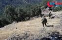 Irak'ın kuzeyinde terör örgütü PKK'ya...