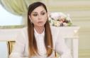 Mihriban Aliyeva'dan destekleri için Türk halkı...