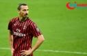 Milan'ın golcüsü İbrahimovic'in Kovid-19...
