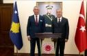 Milli Savunma Bakanı Akar ile Kosovalı mevkidaşı...