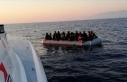 Muğla'da Türk kara sularına itilen yabancı...