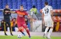 Roma, iki kez öne geçtiği maçta Juventus'la...