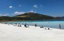 Salda'nın 'Beyaz Adalar' bölgesinde...