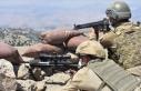 Şırnak'ın Kato Jirka bölgesinde 4 terörist...