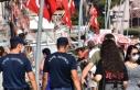 Türkiye'de son 24 saatte 1692 kişiye Kovid-19...