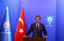 AK Parti Sözcüsü Çelik: Macron'un sözleri...