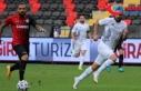 Gaziantep FK 3 puanı tek golle kazandı