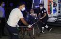 Göğsünden bıçaklanan genç ağır yaralandı