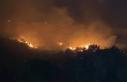 Hatay'daki yangında evleri yanmasın diye gözyaşlarıyla...