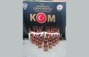 Kocaeli'de evlere kurulan imalathanelerde onlarca...