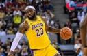 NBA finalinde ilk galibiyet Lakers'ın