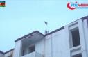 Azerbaycan ordusu işgalden kurtarılan Kelbecer'e...