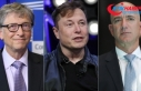 Dünyanın en zengin 10 kişisinden 7'si teknoloji...