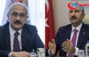 Hazine ve Maliye Bakanı Elvan ile Adalet Bakanı...