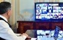 İstanbul Valisi Yerlikaya'dan video konferanslı...