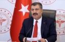 Sağlık Bakanı Fahrettin Koca: Bugün virüsü hafife...