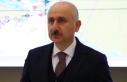 Ulaştırma ve Altyapı Bakanı Karaismailoğlu: Sadece...