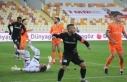Başakşehir'in 3 puan hasreti 5 maça çıktı