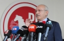 Kılıçdaroğlu, Demokrat Parti Genel Merkezi'ni...