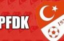 PFDK'den Fenerbahçeli futbolcu Mert Hakan Yandaş'a...