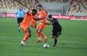 Yeni Malatyaspor: 1 ile M.Başakşehir yenişemedi