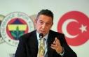 Fenerbahçe Kulübü Başkanı Ali Koç'tan Mesut...