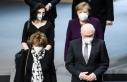 Almanya'da Federal Meclis'te Holokost kurbanları...