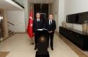Bakan Akar, Türkiye'nin Bağdat Büyükelçiliği'ni...
