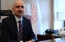 Bakan Karaismailoğlu: İstanbul'a iki raylı...