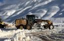 Elazığ'da kar nedeniyle 441 köy yolu ulaşıma...