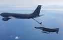 Hava Kuvvetleri Komutanlığına ait uçaklar Doğu...