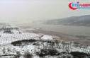 Kar yağışıyla İstanbul'un barajlarındaki...
