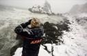 Karadeniz'de kuru yük gemisinin batması sonucu...
