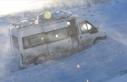 Kars'ta tipide mahsur kalan araçlardaki 30 kişi...