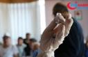 Kovid-19 aşısı yapılan kişi sayısı 1 milyonu...