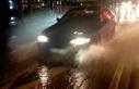 Meteoroloji uyarmıştı, yağmur şiddetini artırarak...