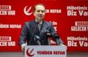 Yeniden Refah Partisi Genel Başkanı Erbakan: Üçüncü...