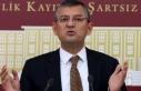 """CHP Grup Başkanvekili Özel: """"CHP Grubu olarak..."""
