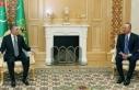 Bakan Çavuşoğlu Türkmenistan Devlet Başkanı...