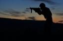 Tel Rıfat bölgesinden saldırı girişiminde bulunan...
