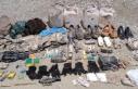 Bitlis'te PKK'lı teröristlere ait 500...