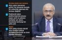 Hazine ve Maliye Bakanı Elvan: İlk çeyrekte yüzde...