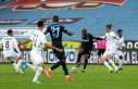 Trabzonspor ligde son 4 karşılaşmasından beraberlikle...