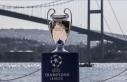 UEFA Şampiyonlar Ligi Kupası, İstanbul Boğazı'yla...