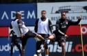Beşiktaş'ta Aboubakar ve N'Koudou idmanda yer...