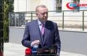 Cumhurbaşkanı Erdoğan: (Yerli aşı) Sadece ülkemiz...