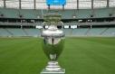 EURO 2020'de verilecek şampiyonluk kupası Bakü'de...