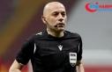 Galatasaray-Beşiktaş derbisini Cüneyt Çakır yönetecek