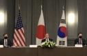 Japonya, ABD ve Güney Kore dışişleri bakanlarından...